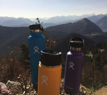 Hydro Flask Praxistest